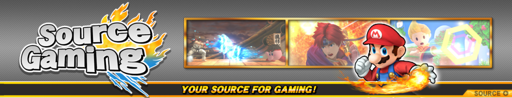 Source Gaming Banner