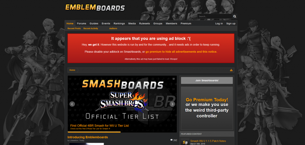 emblem boards