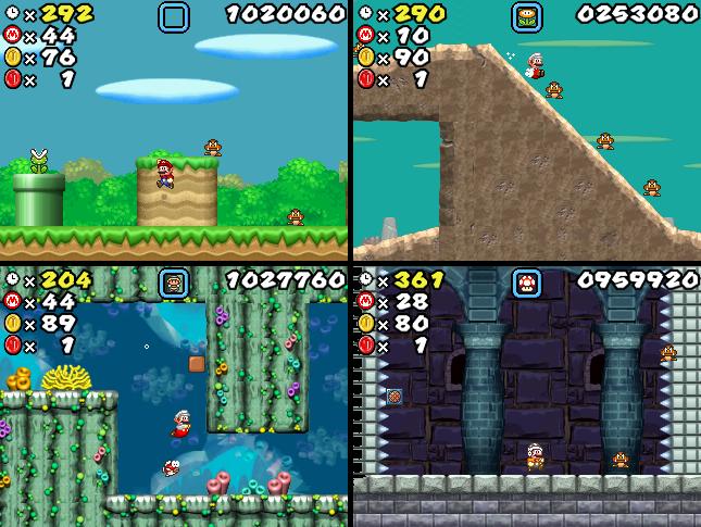 ROTW Tiled Screenshots