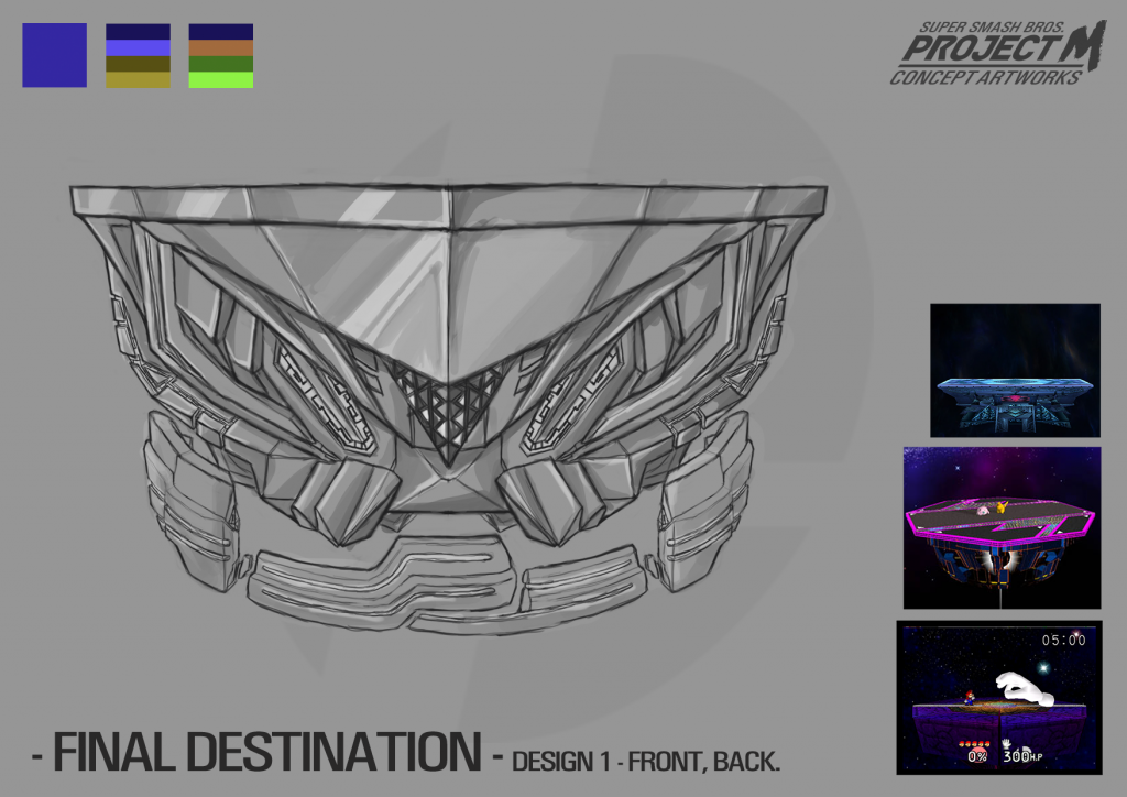 New Final Destination - Rejected Design