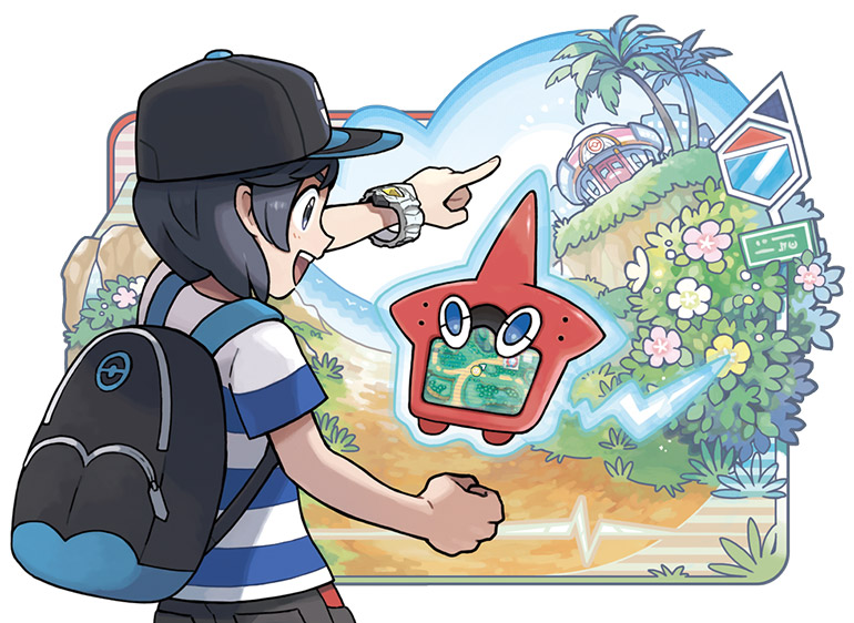 Pokedex Rotom 1