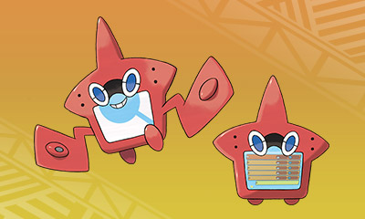 Pokedex Rotom 2