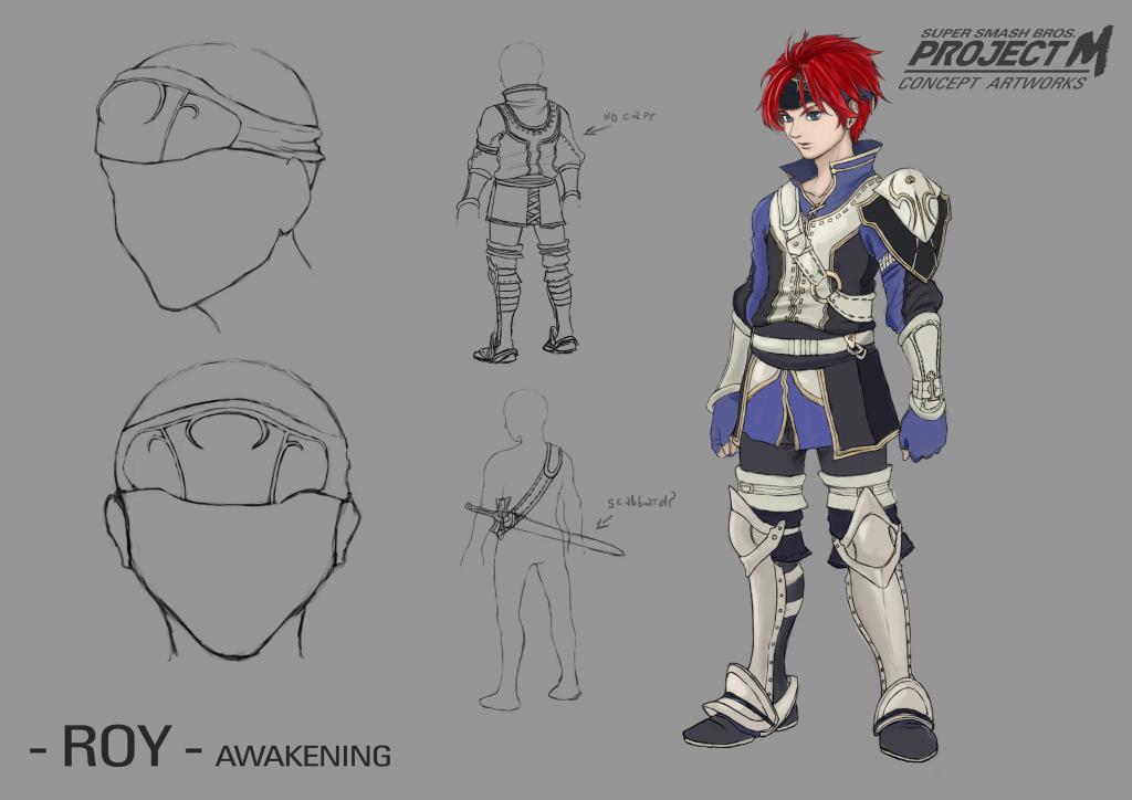 Roy Alt Design 01 - Awakening v1