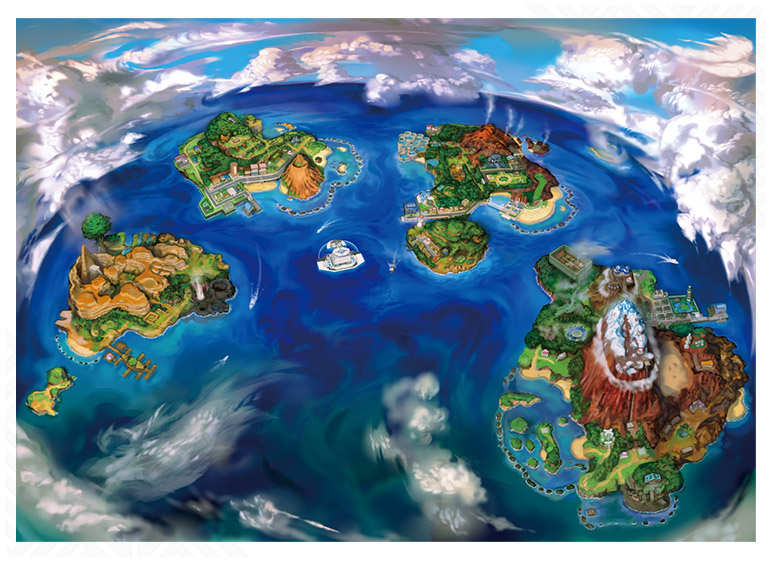 alola map