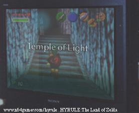 temple light