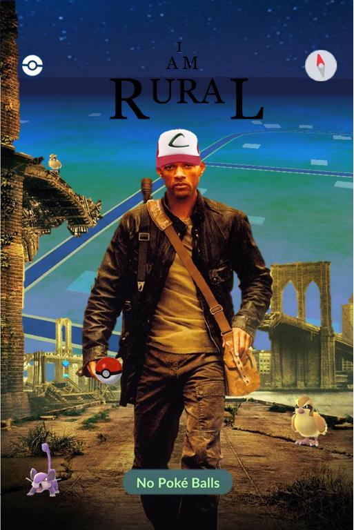I am rural