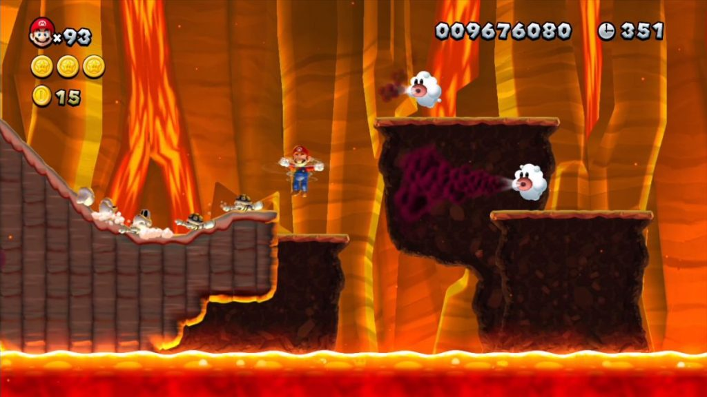 Newer Super Mario Bros U Announced Gaming Reinvented