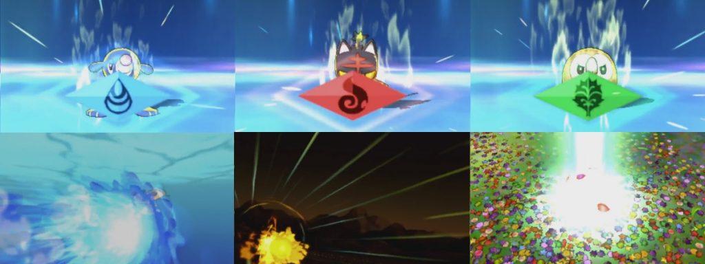 pokemon special attacks