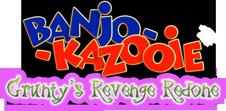 Gruntys Revenge Redone Logo