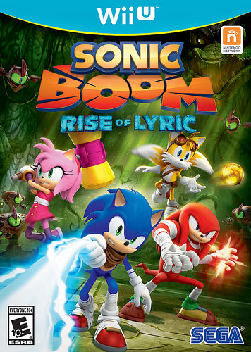 Sonic Boom box