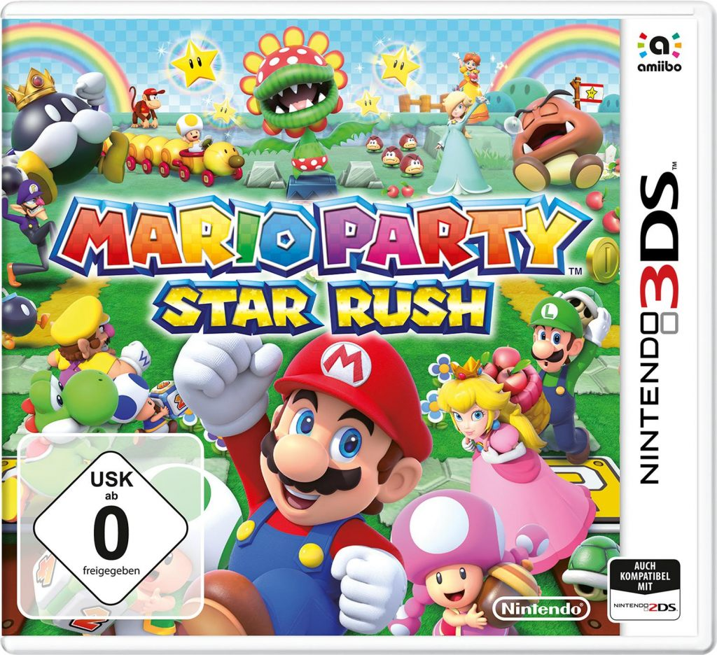 Star Rush Box Art