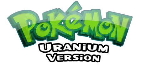Pokemon Uranium Logo