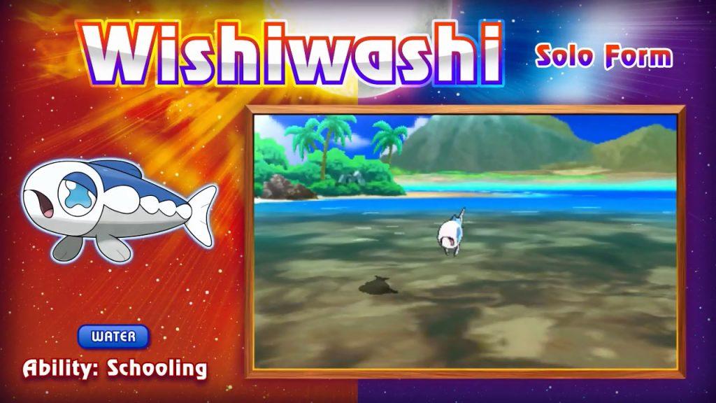 wishiwashi single