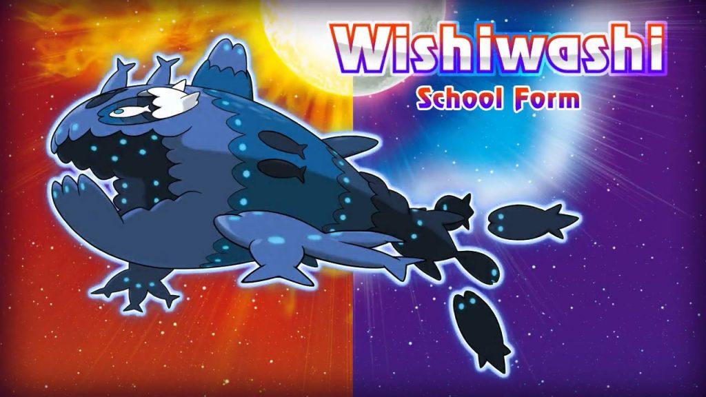 wishiwashi school