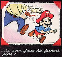 marios father comics