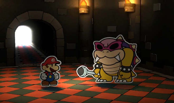 The Gradual Return of Paper Mario? - Gaming Reinvented