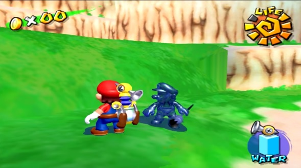 Multiplayer In Super Mario Sunshine Gaming Reinvented