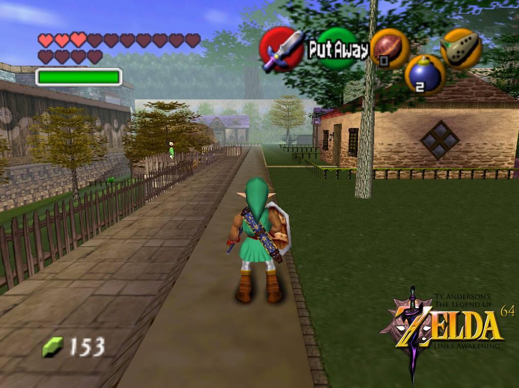 Link's Awakening 64 Screenshot 11