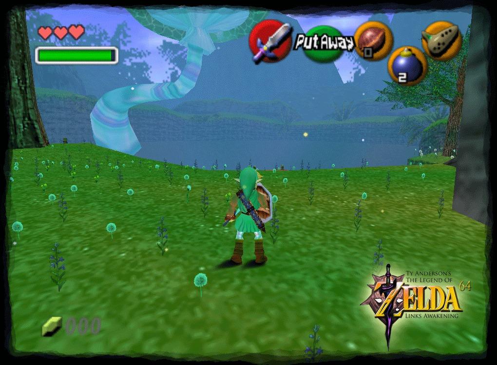 Link's Awakening 64 Screenshot 10