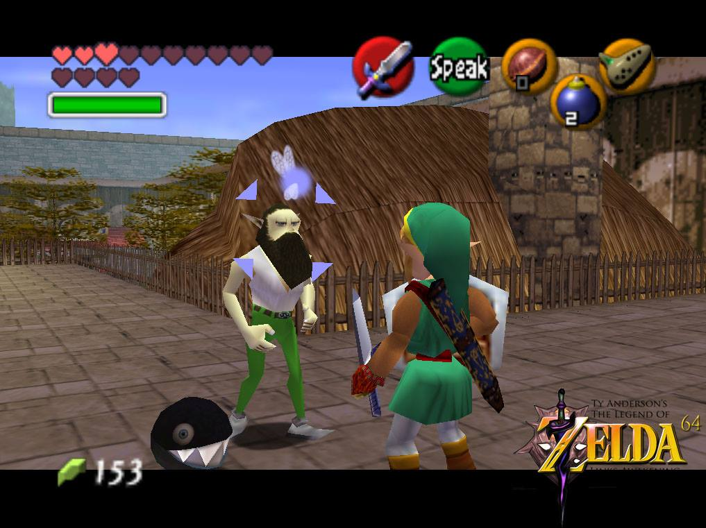 Link's Awakening 64 Screenshot 13