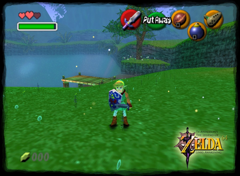 Link's Awakening 64 Screenshot 8