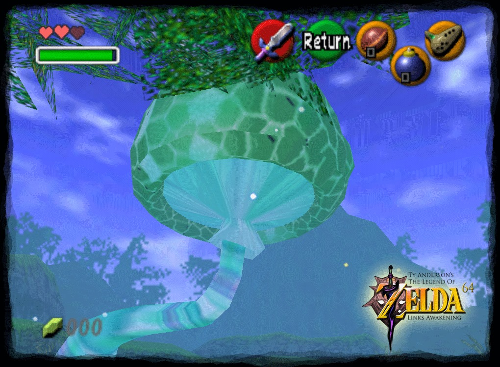 Link's Awakening 64 Screenshot 9