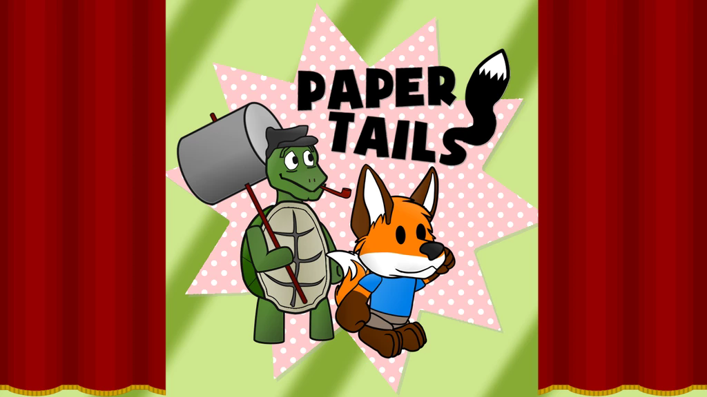 paper tails
