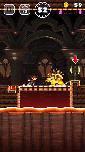 Super Mario Run Bowser