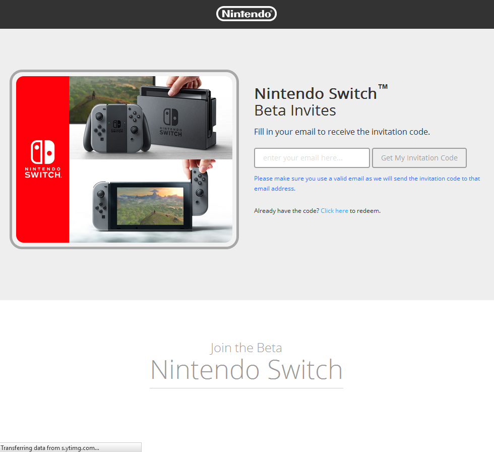 fake nintendo site