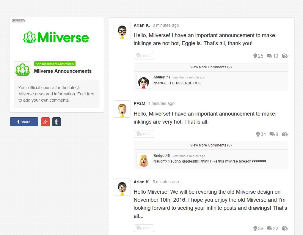 miiverse hacked
