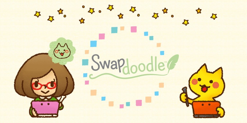 Swapdoodle Has Been Released For The Nintendo 3ds Gaming Reinvented But if you want to share photographs of the eiffel tower at night for commercial reasons, you should probably request prior. gaming reinvented