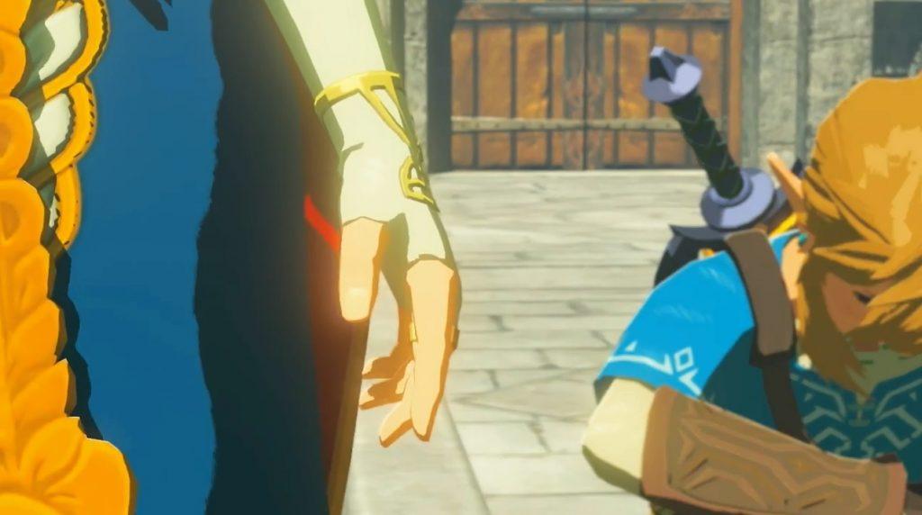 Zelda Appears