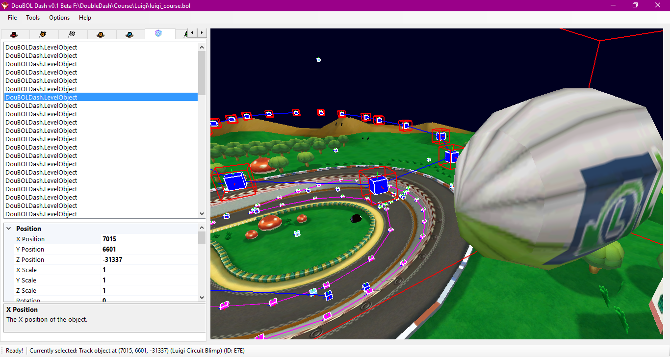 Mario Kart Double Dash Level Editor Released Gaming Reinvented