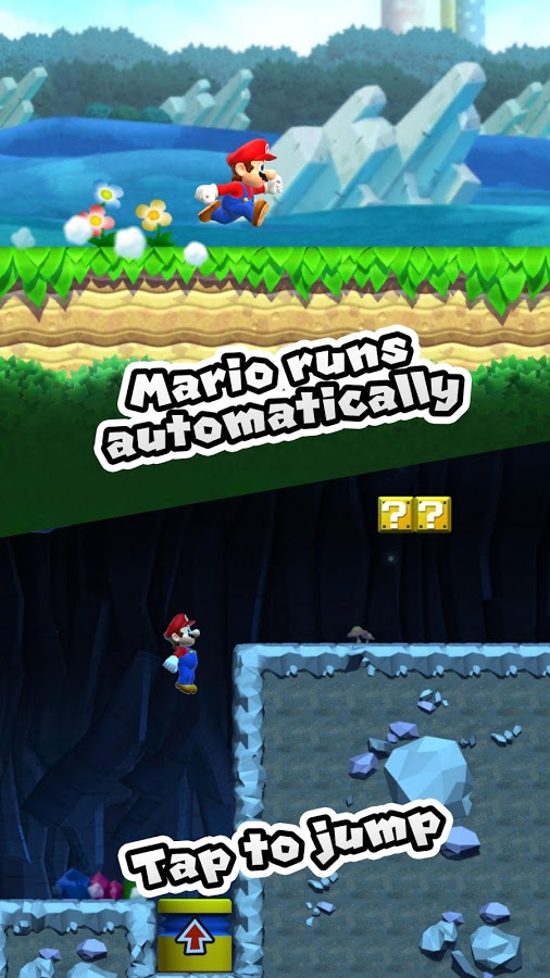 Mario Run Screenshot 2