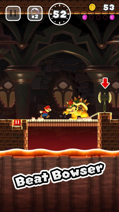 Mario Run Screenshot 3