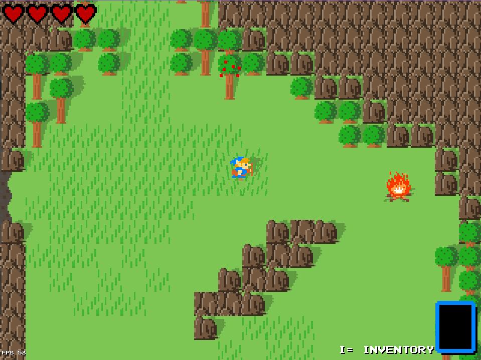 Breath of the NES Screenshot