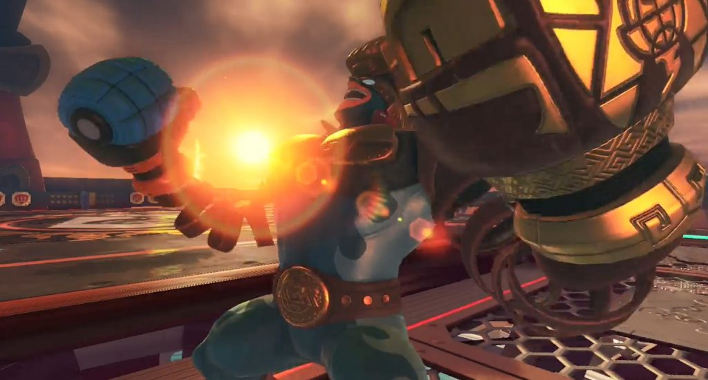 ARMS Final Boss Appearance 2