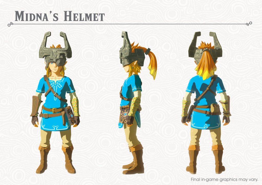 Midna's Helmet