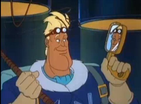 Simon Belmont in Captain N