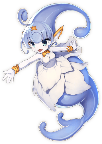 Ever Oasis Character Art 1