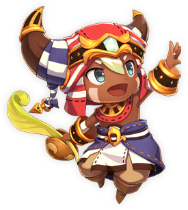 Ever Oasis Character Art 2