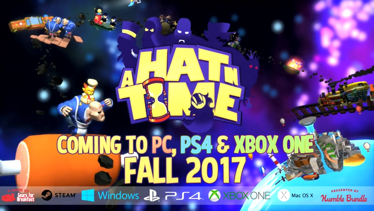 A Hat in Time On Consoles