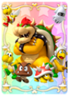 Bowser Battle Card
