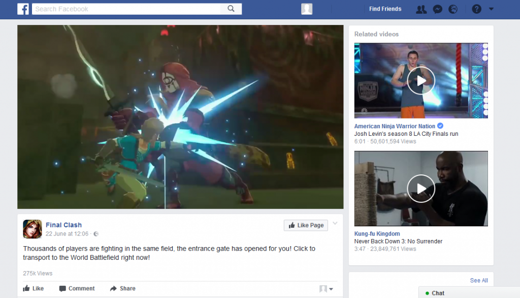 Obvious Zelda ripoff