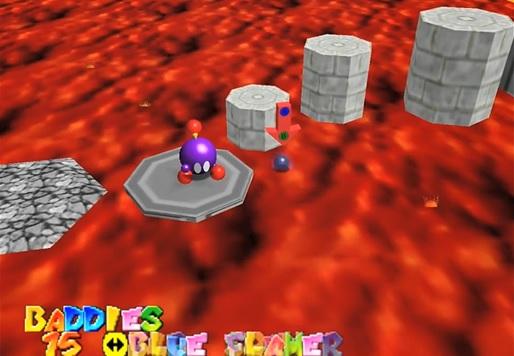 Mario Maker 64
