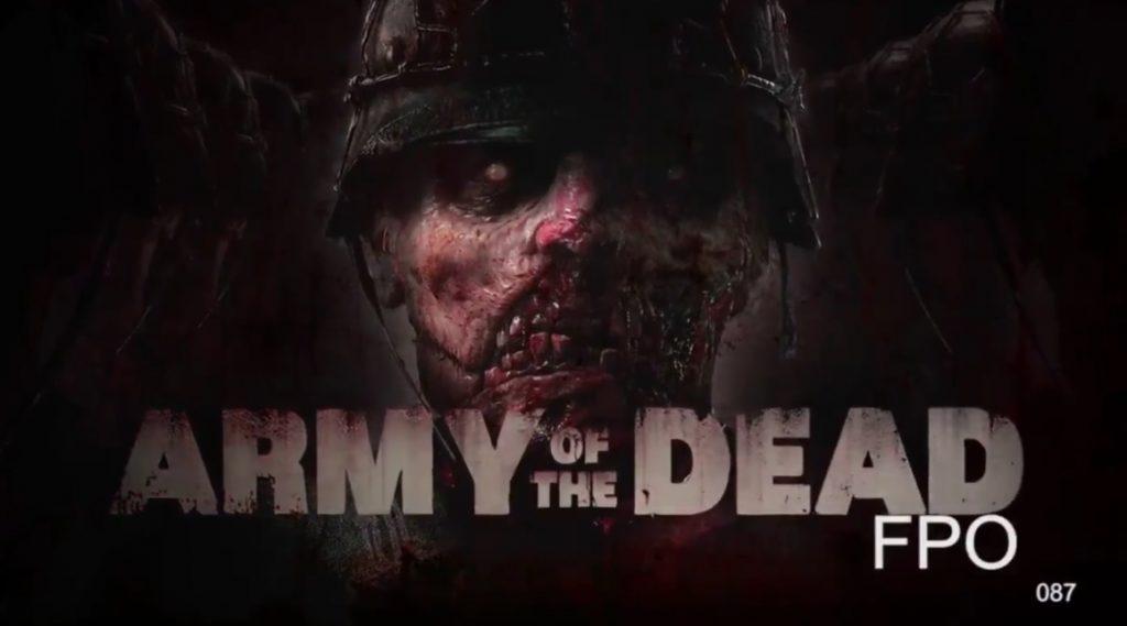 Nazi Zombies Title