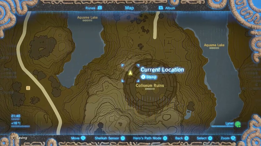 Phantom Helmet Map Location