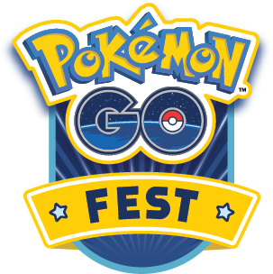 Pokemon GO Fest Logo