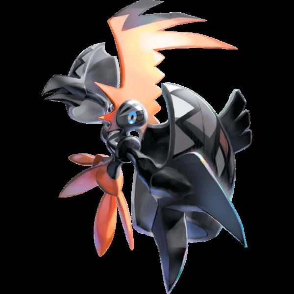 Shiny Tapu Koko
