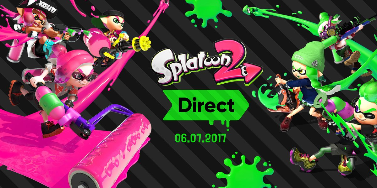 Splatoon 2 Direct